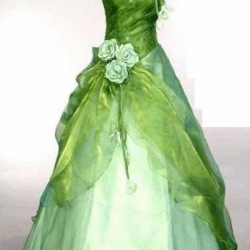 green-wedding-dress (7)